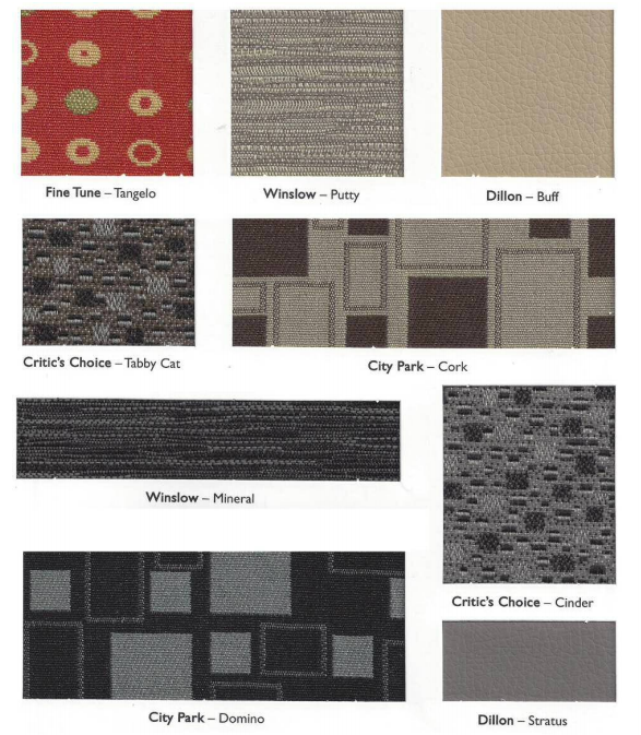Culp Contract Fabrics - Quick Upholstery Stocked Textiles