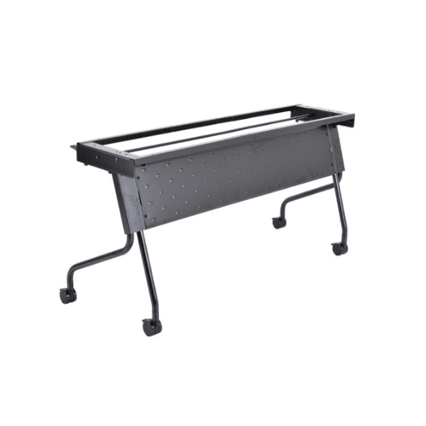 Mobile Budget Flip Top Training Tables. 5 stocked color finishes.