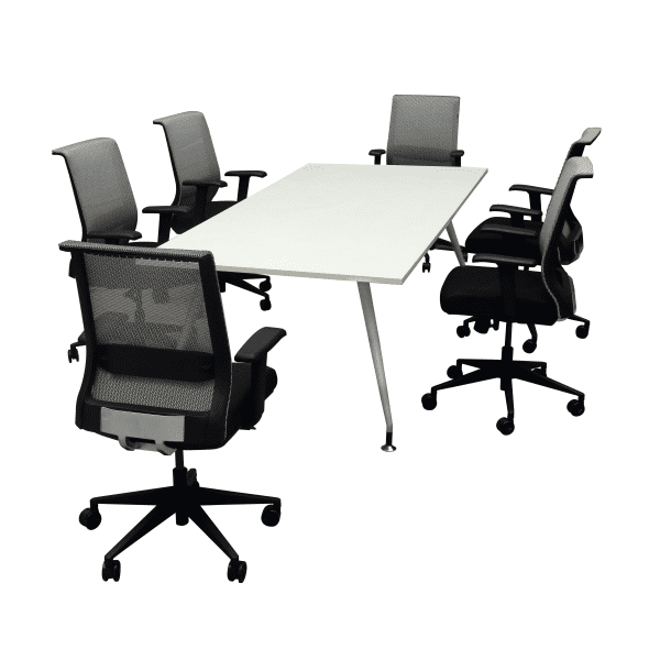 Luna 6 Feet Conference Table