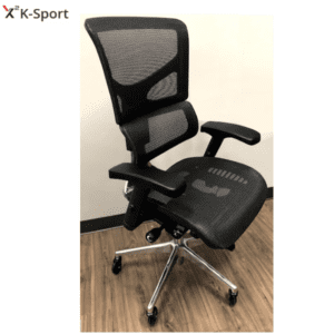 X-2 Black Mesh Office Chair from X-Chair