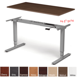 Deluxe Electric Height Adjustable Table