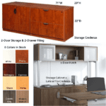 Office Source Storage Credenza for Filing & Storage