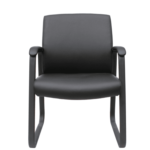 350 Lbs Rated Lobby Guest Chair