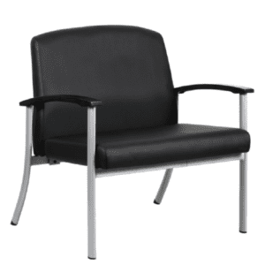 Extra Wide Titan High Back Guest Chair - 500 Lbs.