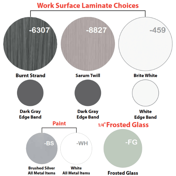 Surface Finishes and Steel Finishes