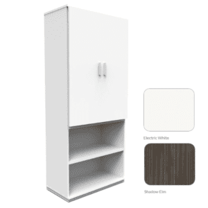 Storage with Bookcase