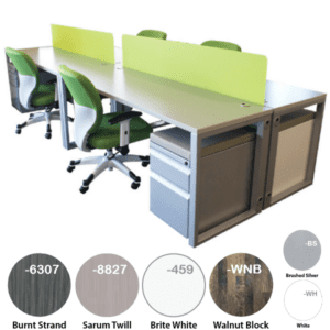Connect iT Modular Desks from Office Furniture Distributors