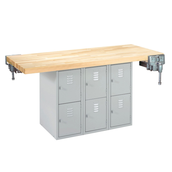 Dual Vise Table