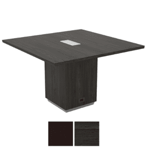 Square Power Table with USB