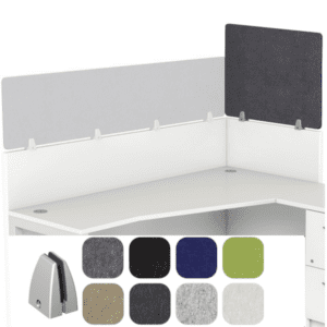 Mergeworks Stackers Acoustical Screens
