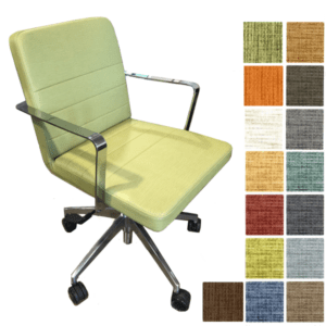 9to5 Seating Diddy Chair Information