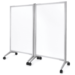 COE Office Source Dual Mobile Magnetic Marker Board