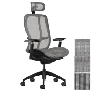 High Back Mesh Task Chair from 9to5 Seating - 3080 Model