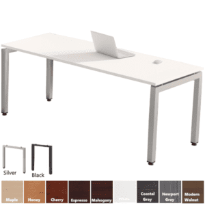 """Office Source 30""""D Office Table"""