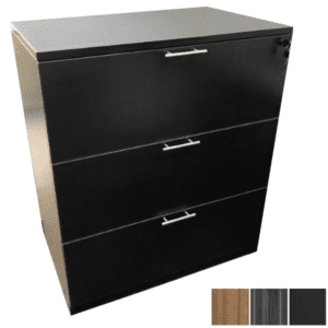 Express 3-Drawer Lateral File