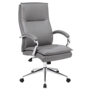 Arc Crown Back Executive Chair - AW Office Furniture