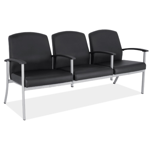3-Person Reception Seating Unit