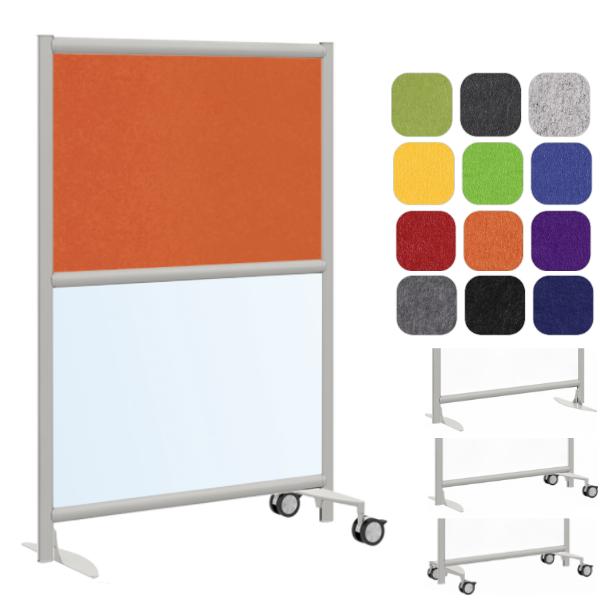 Urban Office Panel   9 Plexi Colors   Acoustic