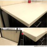 Surfaces and Panels with Glass - 3MM Surface Edge Banding
