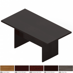 """8' x 44"""" Conference Table - Rectangle"""