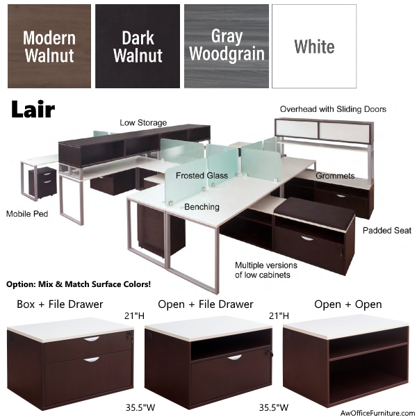 Express Office Furniture - Lair Collection
