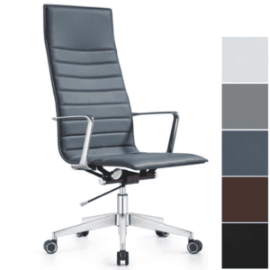 Joe High Back Executive Office Chair in 5 Colors