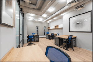 Productivity-Boosting Office Furniture