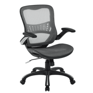 Values 69906 All Grey or Black Mesh Office Chair
