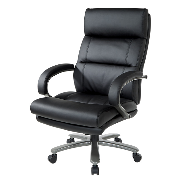 Big and Tall Exec Chair 350 Lbs. Capacity