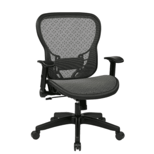 all mesh task chair with 4-way flip arms