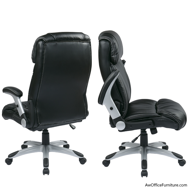 Executive Chairs + Flip Armrests