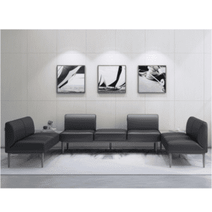 Modular Reception Seating Group for 7 People